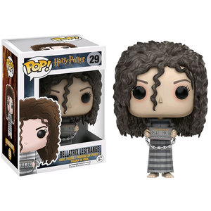 Funko Pop! Harry Potter: Bellatrix Lestrange Azkaban outfit [Exclusive] - filmspullen.nl