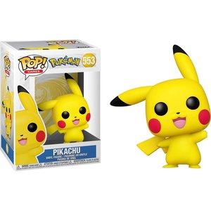 Funko Pop! Pokemon: Pikachu [Waving] - filmspullen.nl