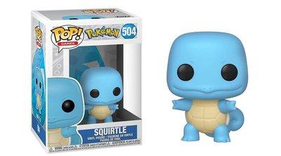 Funko Pop! Pokemon: Squirtle - Filmspullen.nl