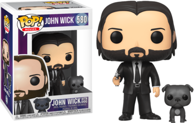 Funko Pop! John With with Dog - filmspullen.nl
