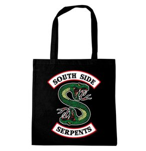 Riverdale Southside Serpents canvas tas - Filmspullen.nl
