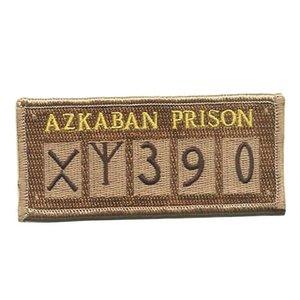 Harry Potter Azkaban Prison patch - filmspullen.nl