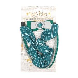 Harry Potter Slytherin haar accessoire set - Filmspullen.nl