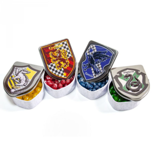 Harry Potter Crests tin met Jelly Beans