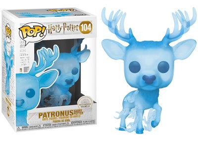Funko Pop! Harry Potter: Patronus Harry - filmspullen.nl