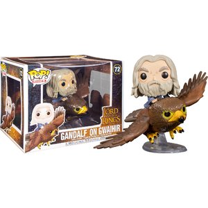 Funko Pop! Rides: Lord of the Rings: Gwaihir & Gandalf - filmspullen.nl