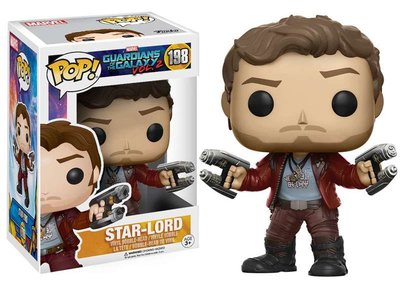 Funko Pop! Guardians of the Galaxy: Star-Lord - filmspullen.nl