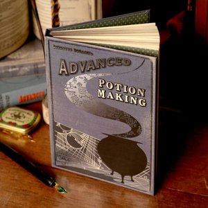 Harry Potter Advanced Potion Making notitieboek - filmspullen.nl