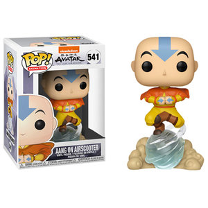Funko Pop! Avatar: Aang on Airscooter [Exclusive]