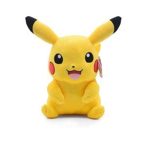 Pokémon: Pikachu pluche knuffel 25 cm - Filmspullen.nl