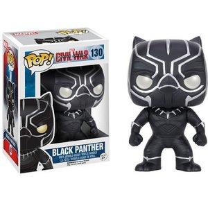 Funko Pop! Captain America Civil War: Black Panther - Filmspullen.nl