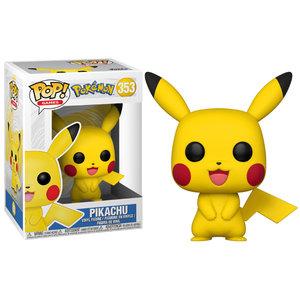 Funko Pop! Pokemon: Pikachu - filmspullen.nl