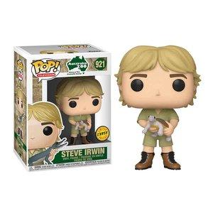 Funko Pop! Steve Irwin with Turtle [Chase] - filmspullen.nl