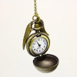Harry Potter snaai horloge ketting - Filmspullen.nl