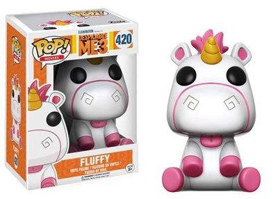 Funko Pop! Despicable Me 3: Fluffy