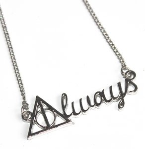 Harry Potter Always ketting
