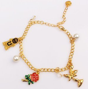 Beauty and the Beast bedelarmband - Filmspullen