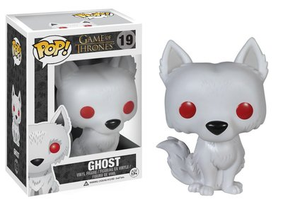 Funko Pop! Game of Thrones: Ghost - Filmspullen