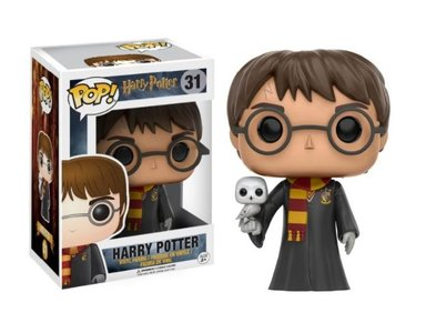 Funko Pop! Harry Potter met Hedwig - Filmspullen