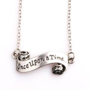 Once Upon A Time logo ketting - Filmspullen