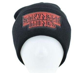Stranger Things beanie met logo