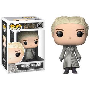 Funko Pop! Game of Thrones: Daenerys [White Coat] - Filmspullen.nl