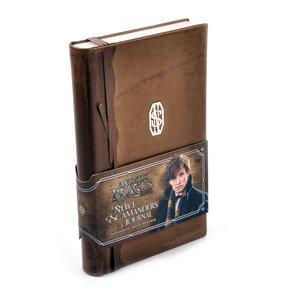 Fantastic Beasts Newt Scamander Journal - Filmspullen.nl