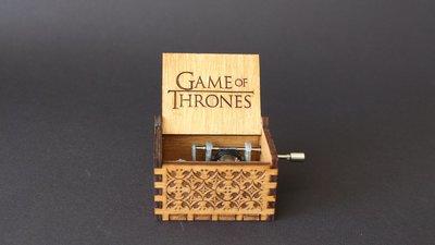 Game of Thrones muziekdoosje - Filmspullen.nl