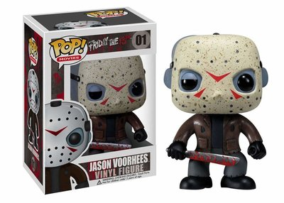 Funko Pop! Friday the 13th: Jason Voorhees - filmspullen.nl