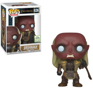 Funko Pop! Lord of the Rings: Grishnakh - filmspullen.nl