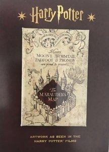 Harry Potter Marauders Map magneet - filmspullen.nl