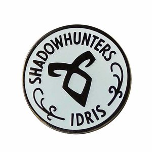 Shadowhunters: The Mortal Instruments Rune pin - filmspullen.nl
