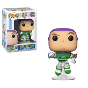 Funko Pop! Disney: Toy Story 4 - Buzz Lightyear - filmspullen.nl