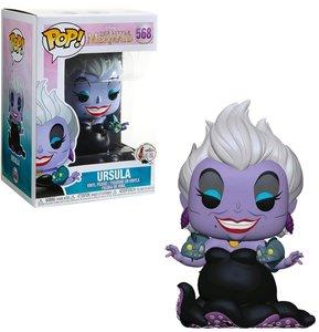 Funko Pop! Disney: The Little Mermaid - Ursula with Eels - filmspullen.nl