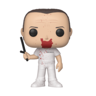 Funko Pop! Silence of the Lambs: Hannibal Bloody - filmspullen.nl