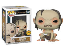 Funko Pop! Lord of the Rings: Gollum [Chase] - filmspullen.nl