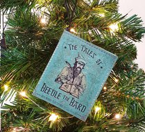 Harry Potter Beedle the Bard kerstornament - filmspullen.nl