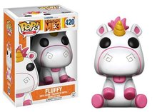Funko Pop! Despicable Me 3: Fluffy
