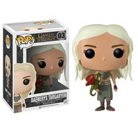 Funko Pop! Game of Thrones: Daenerys Targaryen - Filmspullen.nl