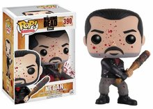 Funko Pop! The Walking Dead: Negan [Bloody] - Filmspullen.nl