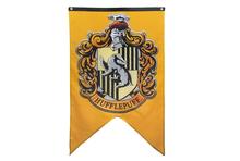 Harry Potter Hufflepuff vlag - Filmspullen