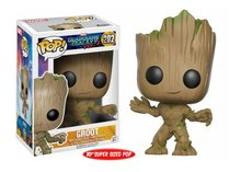 Funko Pop! Marvel: Guardians of the Galaxy 2 - Lifesize Groot