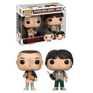 Stranger Things Funko Pop 2-pack Eleven Mike - Filmspullen