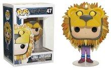 Funko Pop! van Luna Lovegood met Lion Hat - Filmspullen