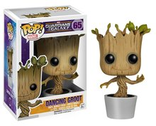 Funko Pop! Guardians of the Galaxy - Dancing Groot - Filmspullen