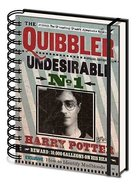 Harry Potter notitieboek A5 - The Quibbler