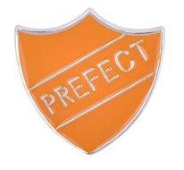 Prefect badge Hufflepuff - Filmspullen