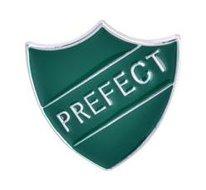 Prefect badge Slytherin - Filmspullen