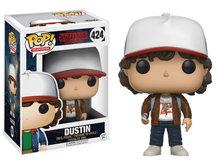 Funko Pop! Stranger Things: Dustin (Brown Jacket) - Filmspullen