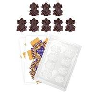 Harry Potter Chocolade Kikker bakvorm met doosjes - Filmspullen